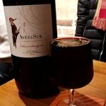 伊樽飯酒場バルバル - ガブ飲みワイン赤:500円外税