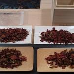 花咲み荼 - 高級台湾茶、バラ茶は台湾と日本両方の検疫済み