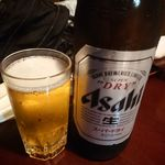 106515977 - 瓶ビールはスーパードライ