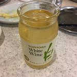 串カツ田中 - 白ワイン