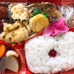 やさい畑 - 料理写真:日替わり弁当