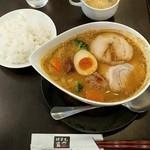 バルム食堂 - カリーら~麺