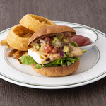 BROILED FRESH CATCH BURGER