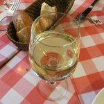 ブラッスリー・グー - 白ワイン(グラス525円)