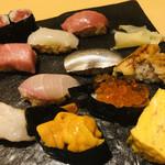 豊鮨 - 料理写真:ゆり   アップ