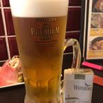 北の国バル - ビールメガジョッキ