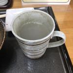106521798 - 蕎麦湯