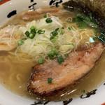 函館麺や 一文字 - 料理写真: