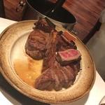 106525532 - 肉肉肉〜♪ フィレ&ロース❤️ 2人前^^