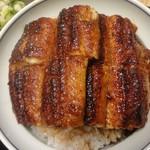 106527086 - 鰻丼