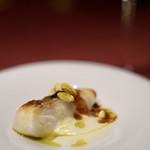 クラージュ - 真鯛とホワイトアスパラ