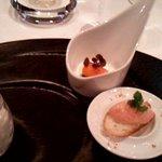 レストラン マノワ - 前菜