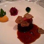 レストラン マノワ - 鹿肉