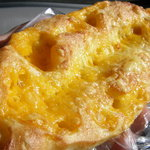 ブロンディ - 料理写真:チェダーチーズクッペ