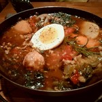 ポトフ料理ジョワ - 鶏ひき肉