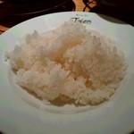 ポトフ料理ジョワ - ご飯