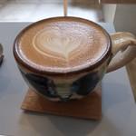 レット イット ビー コーヒー - カフェラテ