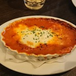 ピッツェリア バル ナプリモ - ミートソースとショートパスタのラザニア700円