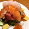 グルメ回転寿司 函太郎 - 料理写真:海宝こぼれ巻