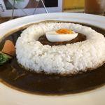 カレーハウス・キッチンY - 激辛キーマカレー