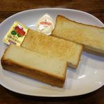 亜胡 - トースト