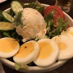 カリブの宴 - カリブの宴サラダ