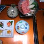 下呂温泉木曽屋 - 飛騨牛のすき焼き 最高~~美味しかった