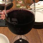 ワインバル ビストロ パッチョ  - これをしばらく飲むことにσ(^_^;)