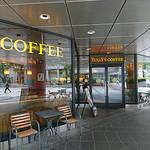 タリーズコーヒー - タリーズコーヒー 新宿NSビル店