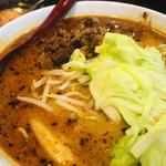106544929 - 麻辣刀削麺。