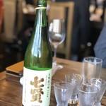 臺眠 - 七賢 天鵞絨(ビロード)の味 さらりとして爽やかな口当たりで とても飲みやすい。