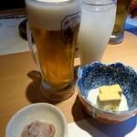 106546857 - まずは生ビールで乾杯?です