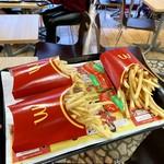 マクドナルド - 料理写真: