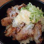信州神鶏 - 山賊丼