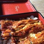 川魚料理 はや幸 - 鰻重 松