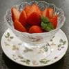 いちごやさんのカフェテラス ひらおか - 料理写真:いちごのサンデー