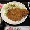たなかつや - 料理写真:とんかつ定食(1000円)