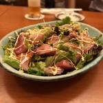GOCHISO-DINING 雅じゃぽ - 朝〆鮮魚のお造り カルパッチョ仕立て