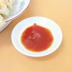 福みつ - タレ+ラー油