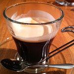 ビストロ K - スペシャルランチコース1500円-コーヒー
