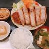 げんこつ亭 - 料理写真:ロースかつ定食