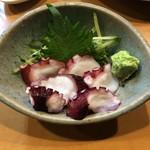 串長 - タコぶつ