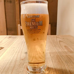 レ・グラン・ザルブル - アルコールセットのビール ¥420