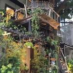 レ・グラン・ザルブル - す 凄いツリーハウス! 見上げちゃいます