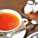 106569984 - 紅茶&ミルクでお願いしました