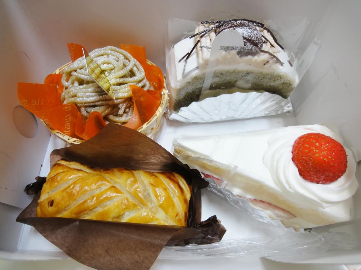 フランス菓子 マリアージュ