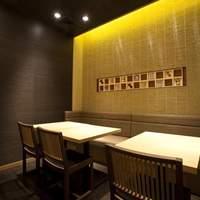 テーブル個室(6~8名様向独立タイプ)