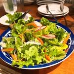 ビストロ ブルー - グリーンサラダ