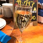 ビストロ ブルー - 白ワイン