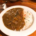 ビストロ ブルー - 鹿肉カレー